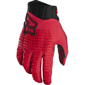 Fox Defend Gloves Herr bright red